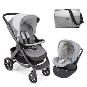Chicco Duo Style Go Up Travel Sistem Bebek Arabası Elegance