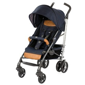 Chicco Lite Way 3 Top Bebek Arabası Denim Special Edition