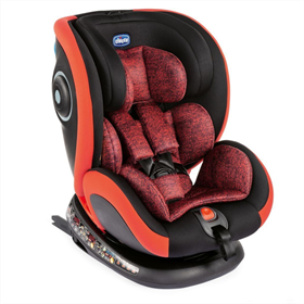 Chicco Seat 4 Fix Oto Koltuğu 0-36 Kg Poppy Red